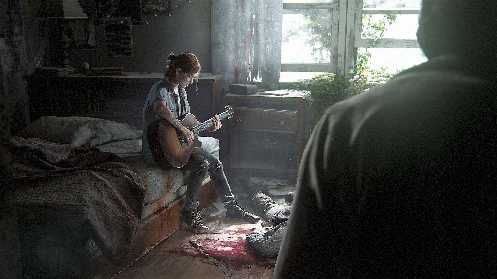 The Last of Us Part II;