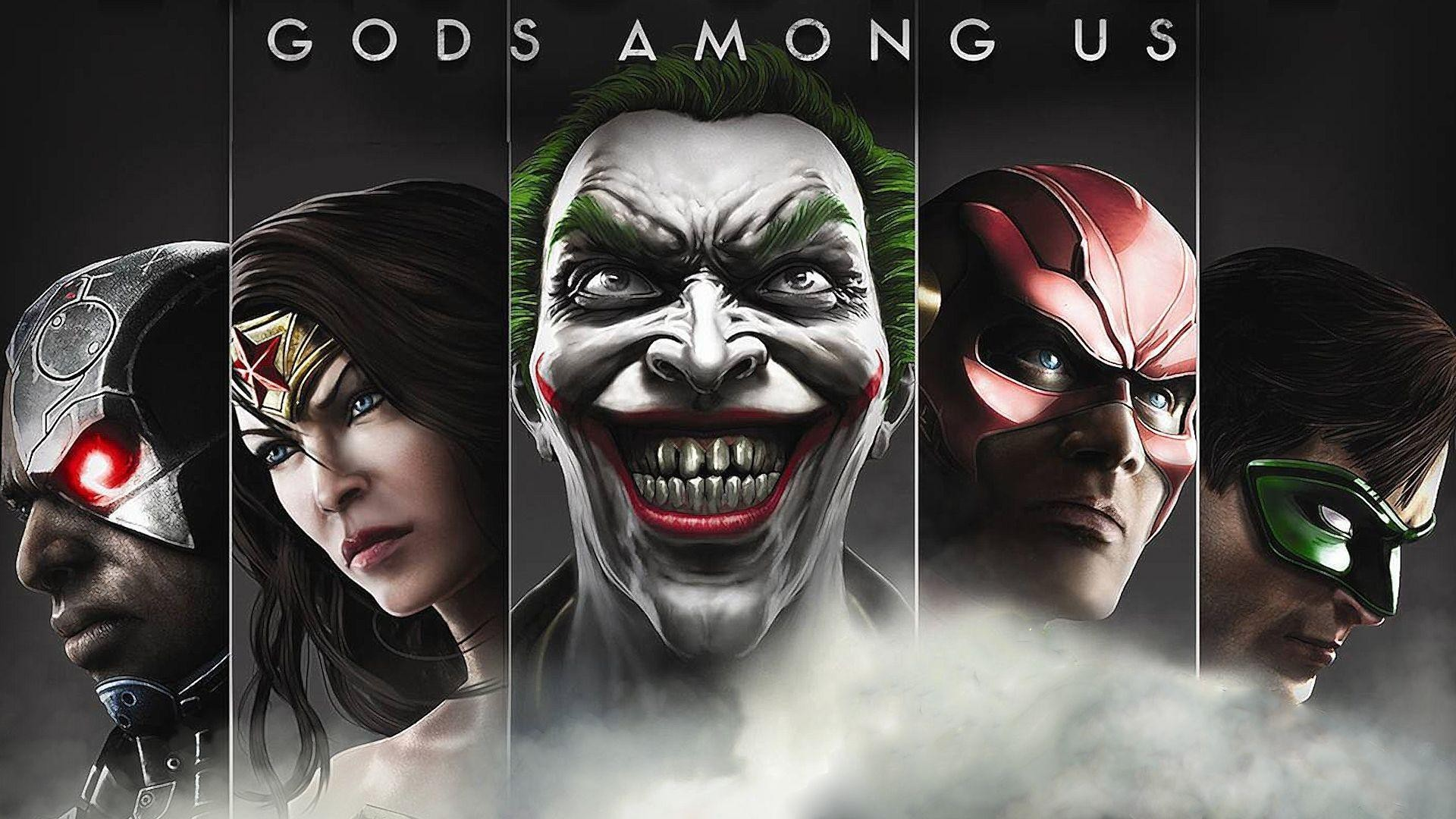Injustice: Gods Among Us Ultimate Edition oyun kütüphanemize  eklemek için izlenecek yol;