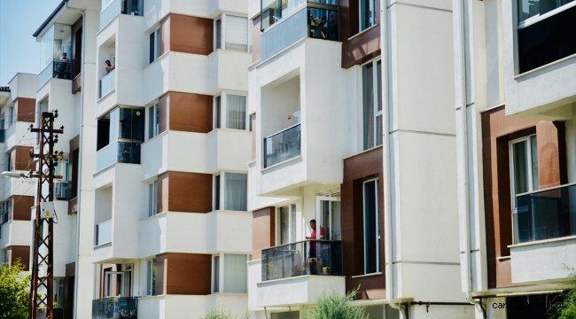Eskişehir Son Dakika Haberi: Eskişehir'de bir site karantinaya alındı