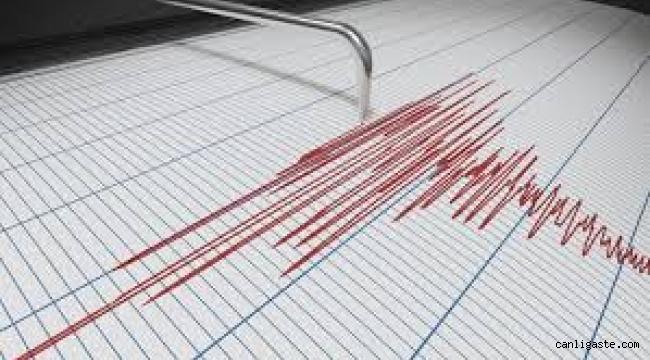İstanbul'da 4,2 büyüklüğünde deprem oldu
