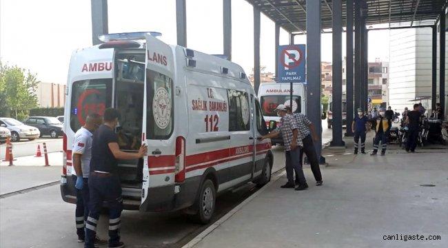 İzmir'de kamyonet uçuruma devrildi: 1 ölü, 2 yaralı