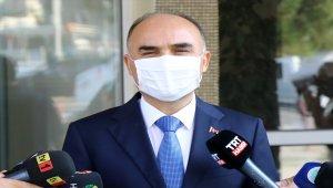 """Kayseri'de """"15 gün evde kal"""" çağrısı vaka sayılarındaki artışı durdurdu"""