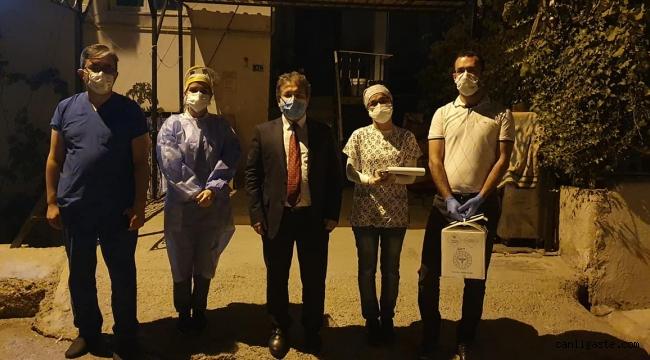 Kayseri Son Dakika Haberi: Pandeminin gizli kahramanları 'Filyasyon Ekibi' Eskişehir Bağlarında