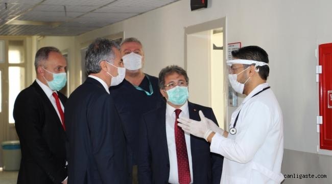 Kayseri Son Dakika Haberi: Sağlık Bakanlığı Kayseri'deki Filyasyon Çalışmalarını Başarılı Buldu