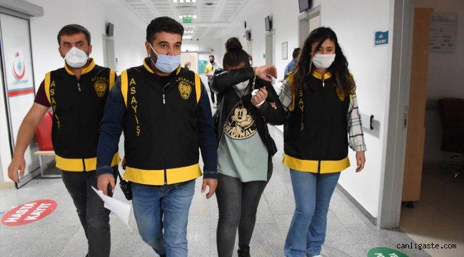 Aksaray Asayiş Haberi: Aksaray'da eski eşini pompalı tüfekle yaralayan kadın tutuklandı