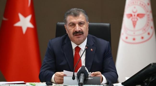 Sağlık Bakanı Koca, Kovid-19'da vaka sayısı yükselen en riskli 5 ili açıkladı!