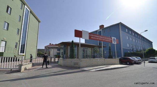Çorum'da 7 kişi KYK yurdunda Kovid-19 kapsamında karantinaya alındı