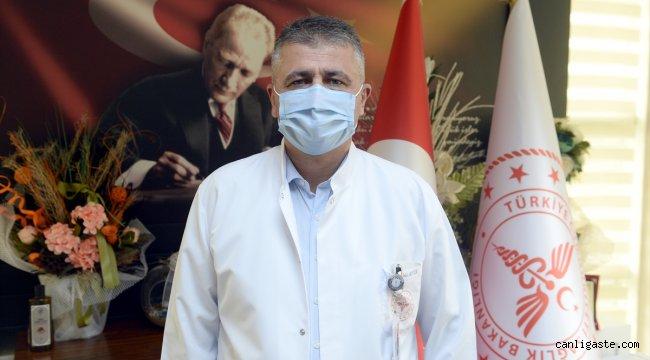 """DOKTORLAR KOVİD-19'LA SAVAŞI ANLATIYOR - """"Hastaların bakışından hastalığın ağırlığını ve şiddetini hissediyorsunuz"""""""