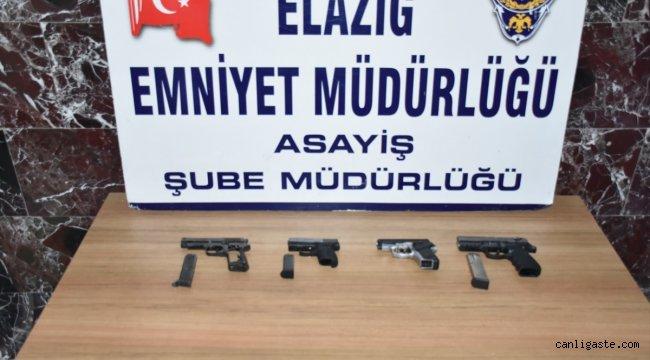Elazığ Asayiş Haberi: Elazığ'da asayiş uygulamalarında 66 kişi yakalandı