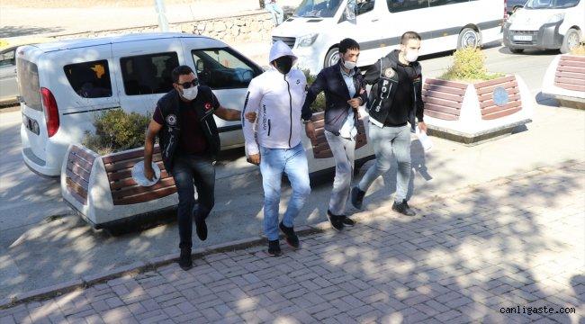 """Elazığ Asayiş Haberi: Elazığ'da """"torbacı"""" operasyonu: 2 gözaltı"""