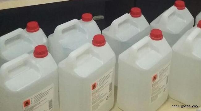 Etil alkol ve metanolün internetten satışı yasaklandı