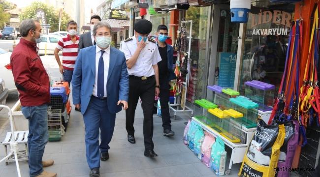 """Kayseri İl Sağlık Müdürü Benli, """"Virüse Karşı En Önemli Tedbir Maske"""""""