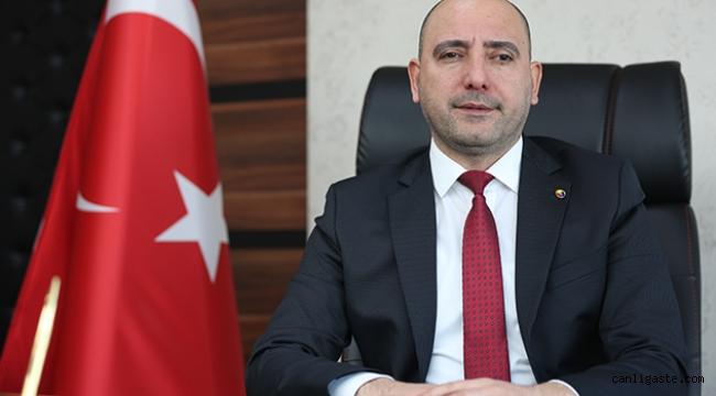 Kayseri'de koronavirüsle mücadeleye Kayseri Ticaret Borsası desteği. Sağlık Müdürlüğüne 10 araç tahsis edildi.