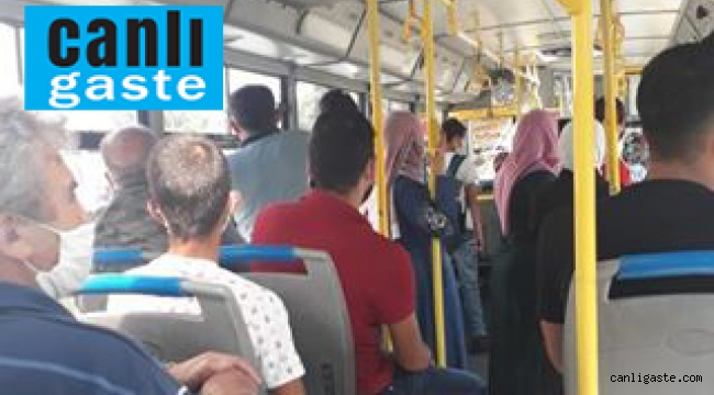 Kayseri İl Hıfzıssıhha Kurulu kararı yayınlandı, toplu taşımada yeni dönem başladı