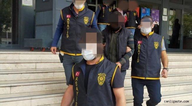 Malatya Asayiş Haberi: Malatya'da cinayet şüphelisi iki kişi tutuklandı