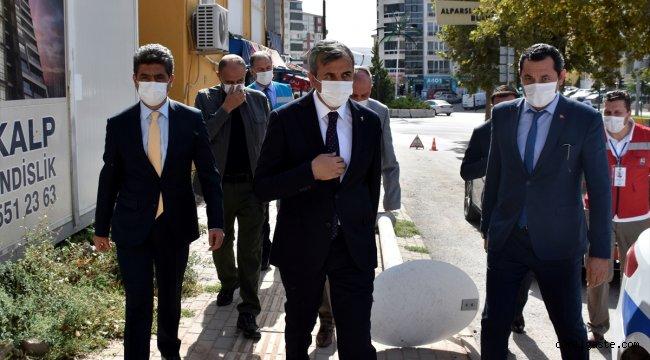 Niğde, Kırıkkale, Kayseri ve Nevşehir'de Kovid-19 tedbirleri denetlendi