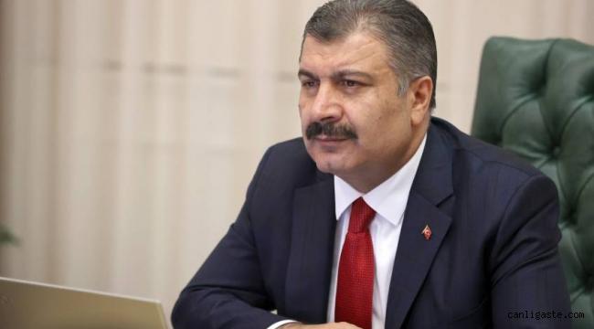 Sağlık Bakanı Koca: Semptom göstermeyenlerin sayıları vatandaşla paylaşılmayacak! Sadece DSÖ bilecek