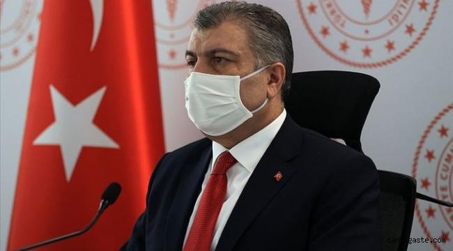 Sağlık Bakanı Koca: Yaza nispetle oldukça riskli olan sonbahar aylarına girdik, önümüz kış!