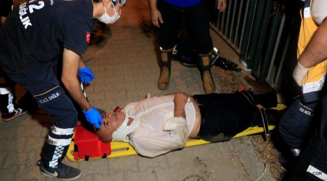 Sulama kanalına düşen kişiyi itfaiye kurtardı - Gündem - Kayseri Canlı Gaste