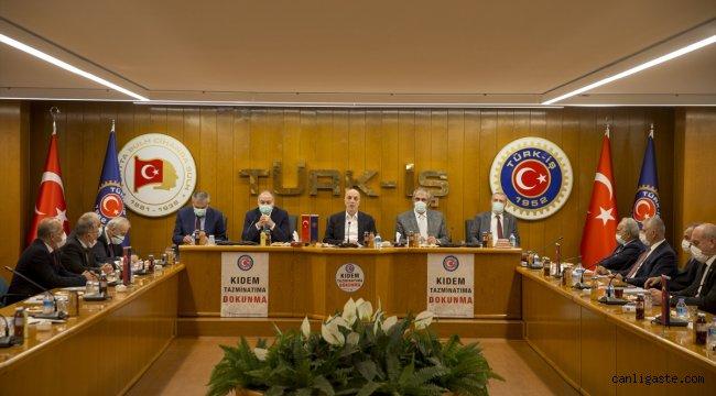 Türk-İş Genel Başkanı Atalay'dan torba yasa eleştirisi: