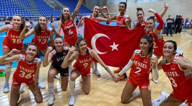 Voleybol: 17 Yaş Altı Kızlar Avrupa Şampiyonası