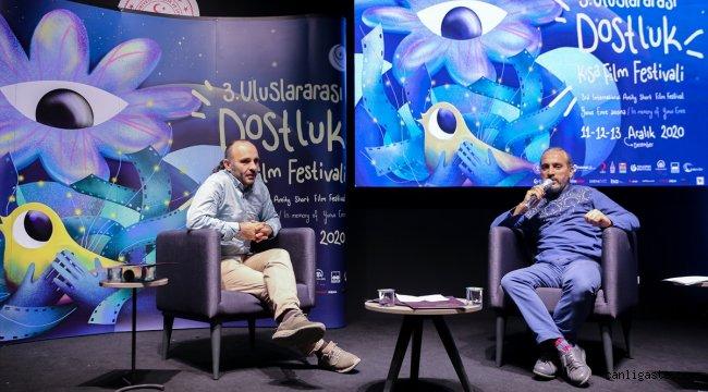 3. Uluslararası Dostluk Kısa Film Festivali çevrim içi yapılacak