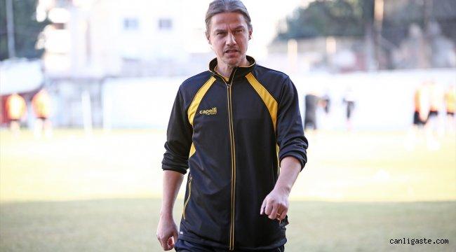 Adanaspor, Bursaspor maçı hazırlıklarını sürdürdü