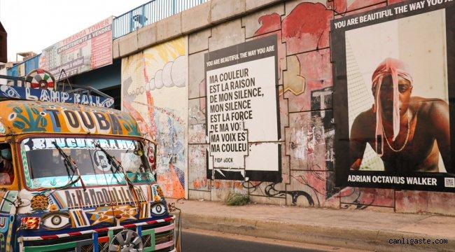 """Afrikalı sanatçılar, """"Olduğun gibi güzelsin"""" isimli çağdaş sanat projesinde birleşti"""
