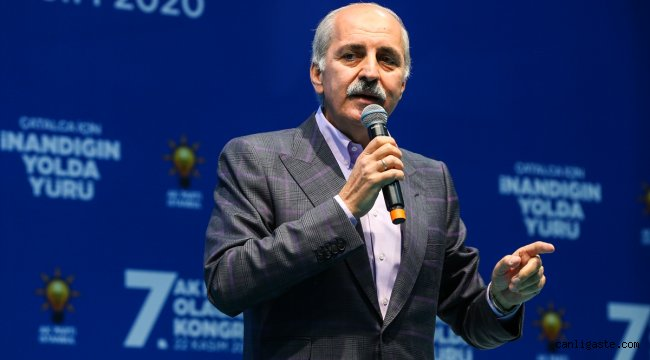 AK Parti Çatalca 7. Olağan İlçe Kongresi