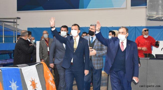 AK Parti Genel Sekreteri Şahin, Afyonkarahisar 7. Olağan İl Kongresi'nde konuştu:
