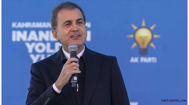 AK Parti Sözcüsü Çelik: Demokrasinin sahibi millettir