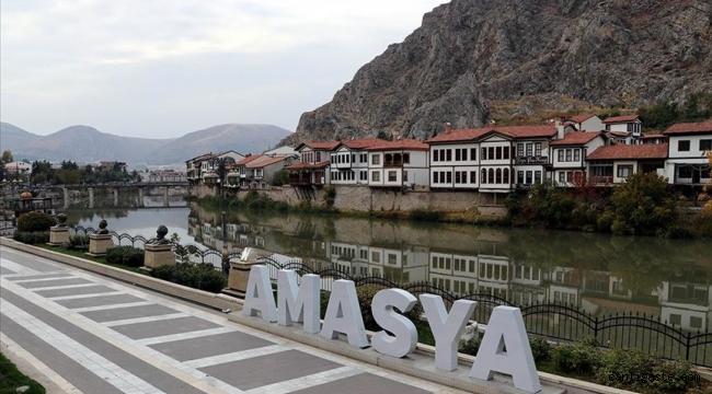 Amasya Valiliğinden '14 Gün Evde Kal Amasya' kampanyası