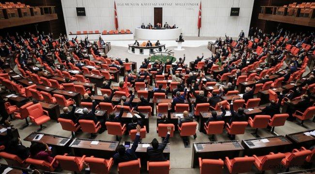 Azerbaycan'a asker gönderilmesine ilişkin Cumhurbaşkanlığı Tezkeresi, TBMM Genel Kurulunda kabul edildi.