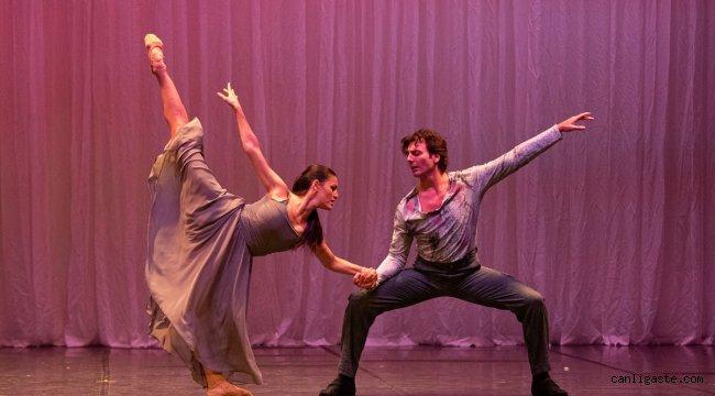"""Balenin önemli eserleri """"Bale Gala"""" etkinliğinde sanatseverlerle buluştu"""