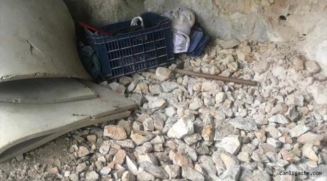 Bilecik'te sit alanında kaçak kazı yapan 5 kişi suçüstü yakalandı