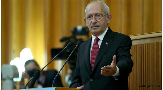 CHP Genel Başkanı Kılıçdaroğlu: Parlamentoya bir yasa getiriyorlarsa destek vereceğiz
