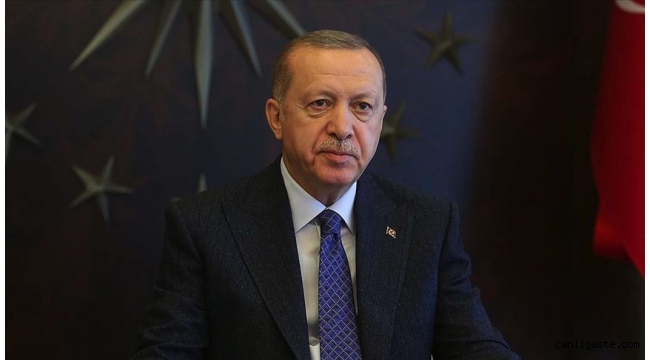 Cumhurbaşkanı Erdoğan'dan 24 Kasım mesajı