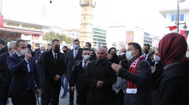 DEVA Partisi Genel Başkanı Babacan partisinin Yozgat İl Kongresi'ne katıldı