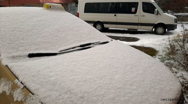 Doğu'da en düşük hava sıcaklığı sıfırın altında 7 dereceyle Ağrı'da ölçüldü