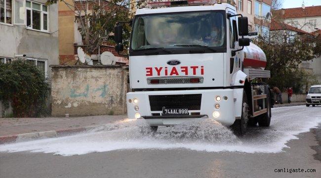 Doğu Marmara ve Batı Karadeniz'de Kovid-19 denetimleri