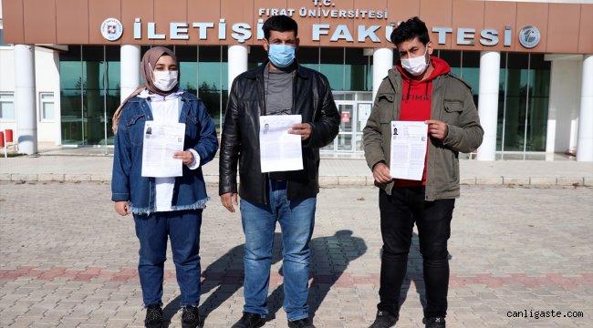 Elazığ'da 18 yıldır girdiği KPSS'de bu kez çocuklarıyla ter döktü