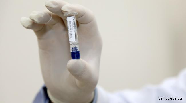 ERÜ'nün Kovid-19 aşısının ilk dozu tamamlandı herhangi bir yan etki görülmedi