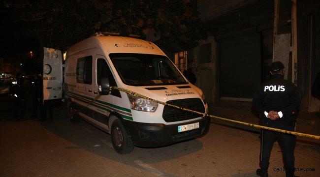 Gaziantep'te kayıp kişinin cesedi merdiven altında gömülü bulundu