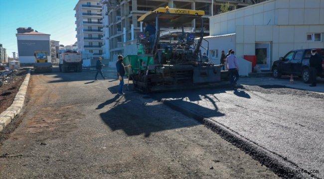 Görevlendirme yapılan Kars Belediyesi şehrin çehresini değiştiriyor