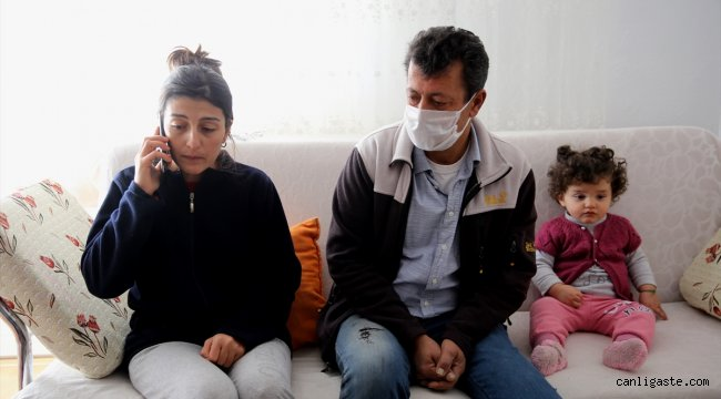 Ürgüp'te husumetlisinin evinin girişine el bombasıyla tuzak kuran zanlı tutuklandı