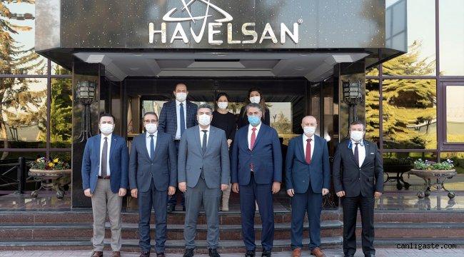 HAVELSAN ile KBÜ arasında iş birliği protokolü imzalandı