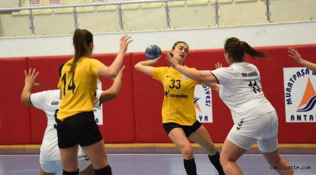 Hentbol: Kadınlar EHF Avrupa Kupası