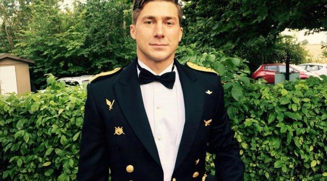 İsveç'te Türk asıllı Deniz Komando Subay Deniz Arda'nın kaybolduğu bildirildi