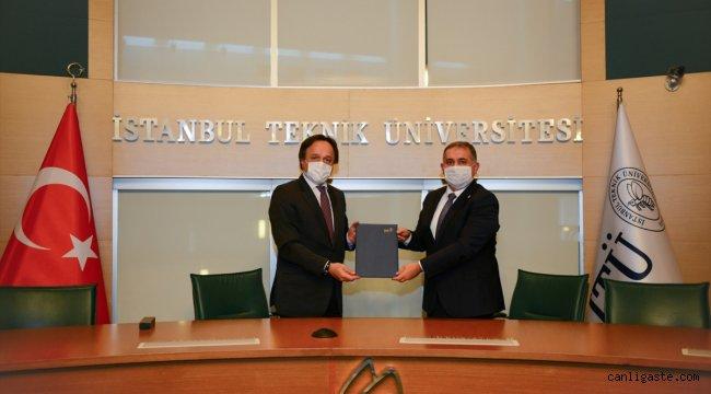 İTÜ ile TCDD arasında iş birliği protolü imzalandı