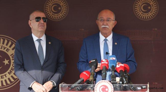 İYİ Partili İsmail Koncuk partisinden istifa etti